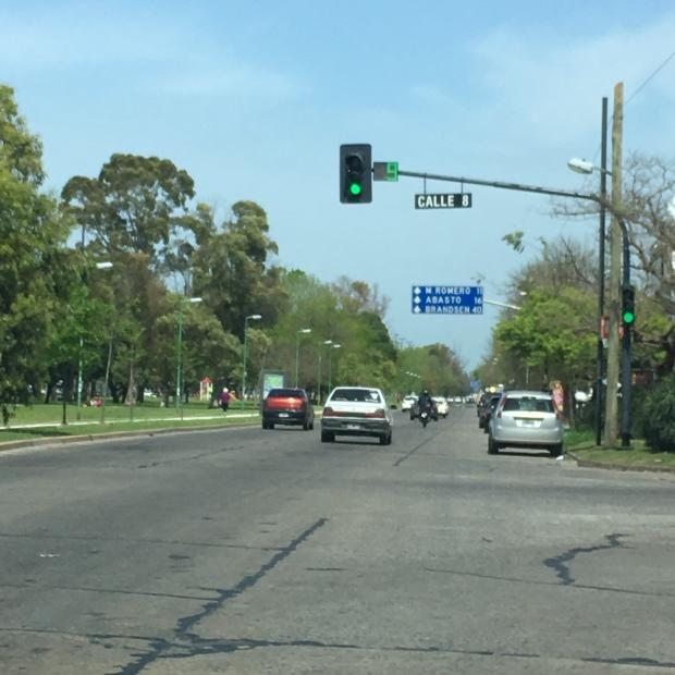 Avenida 32 y calle 8