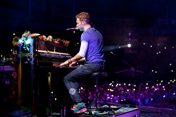 Foto: Sitio oficial Coldplay